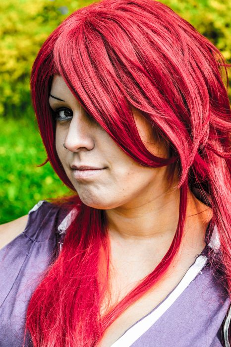 Erza Scarlet Fairy Tail © Sam van Maris Geeks Life Luxembourg-0029