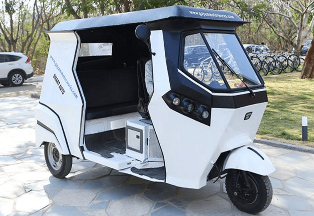 Smart Auto -- Made in Hyderabad (India)