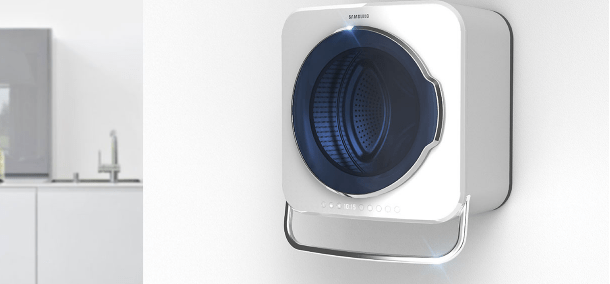 Samsung Hanger Washing Machine