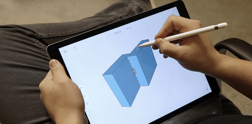 Shapr3D, Innovative 3D Modeler For iPad Pro