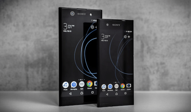 Sony Xperia XA1 and XA1 Ultra