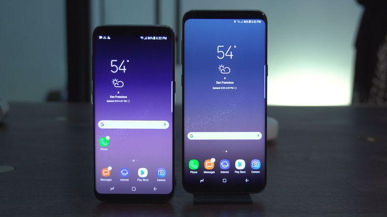 Samsung S8-Samsung S8+