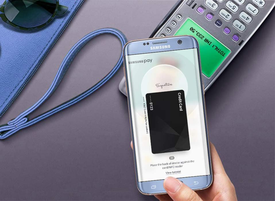 Samsung Pay in India