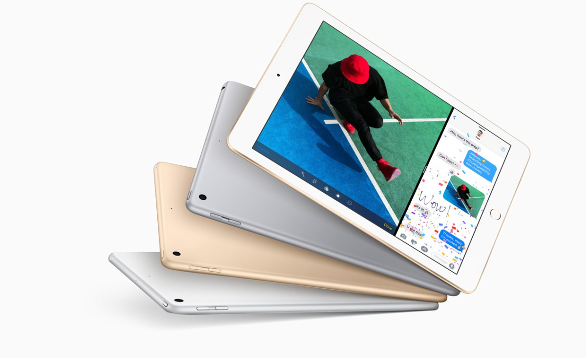 Apple launched cheaper 9.7-inch iPad