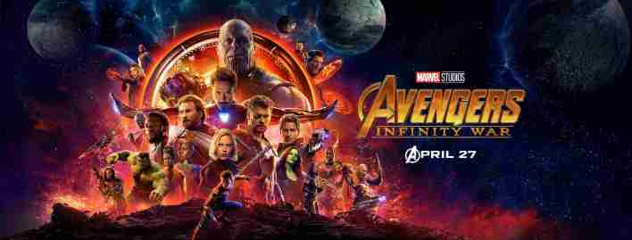 Avengers Infinity War Making of