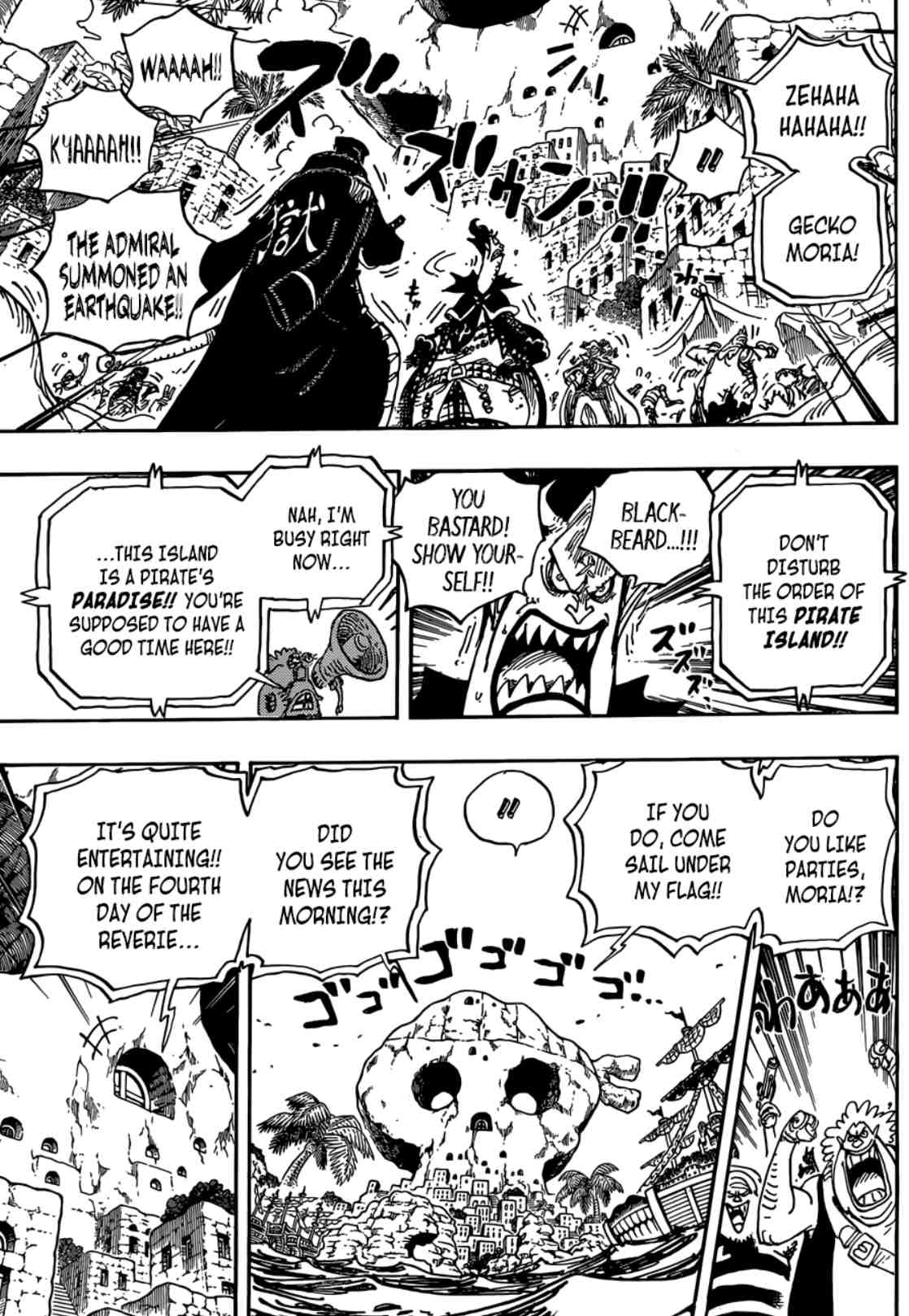 Spoiler One Piece 965 : spoiler, piece, Piece, Chapter, English, GeekSnipper