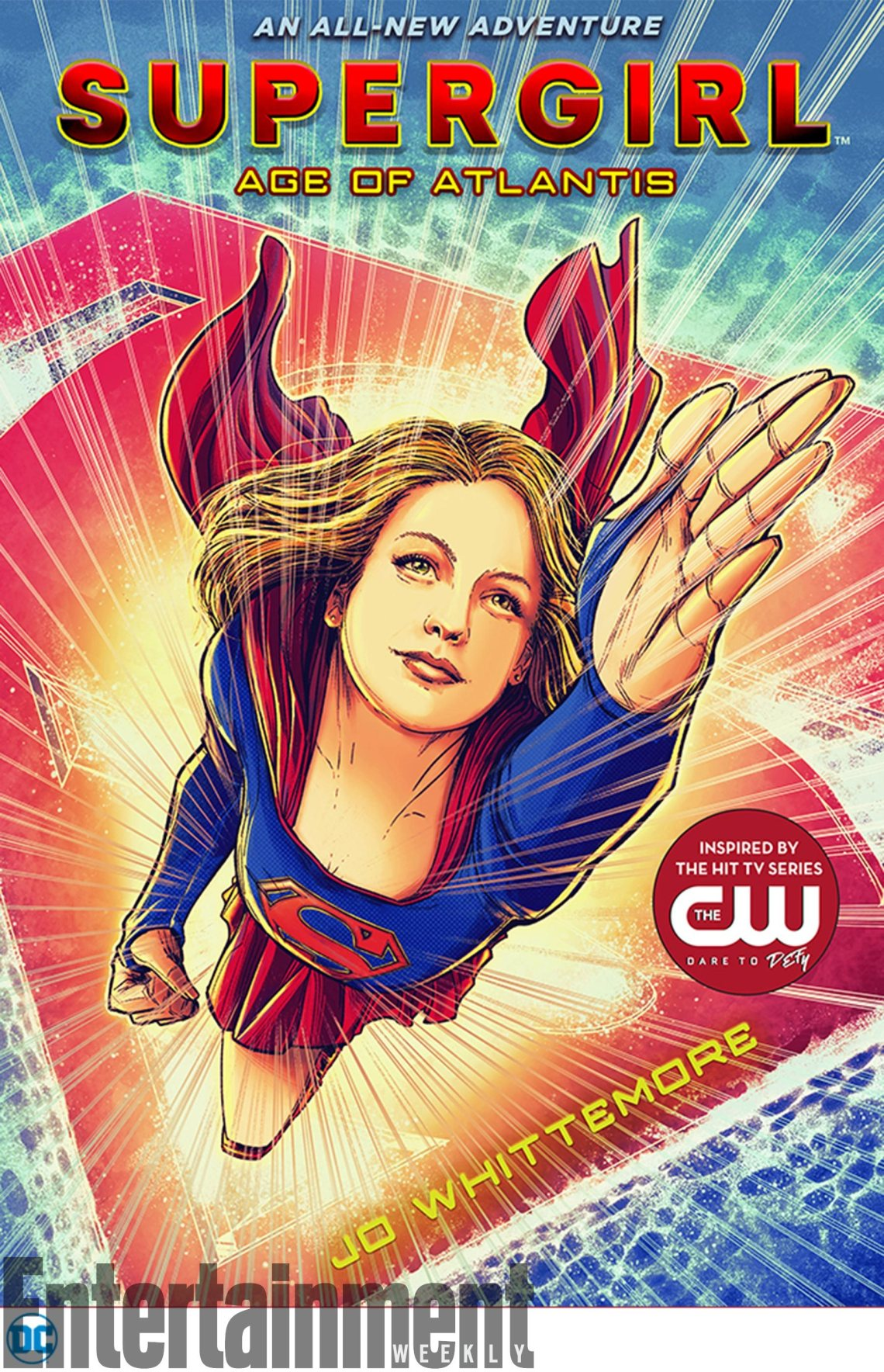 supergirl book