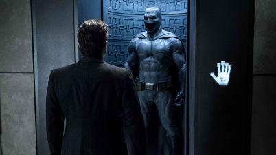 Ben Affleck Batman's Batsuit