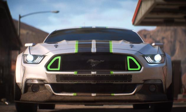 Need for Speed Payback courtesy of Electronic Arts