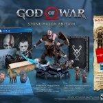God of War Stone Mason Edition