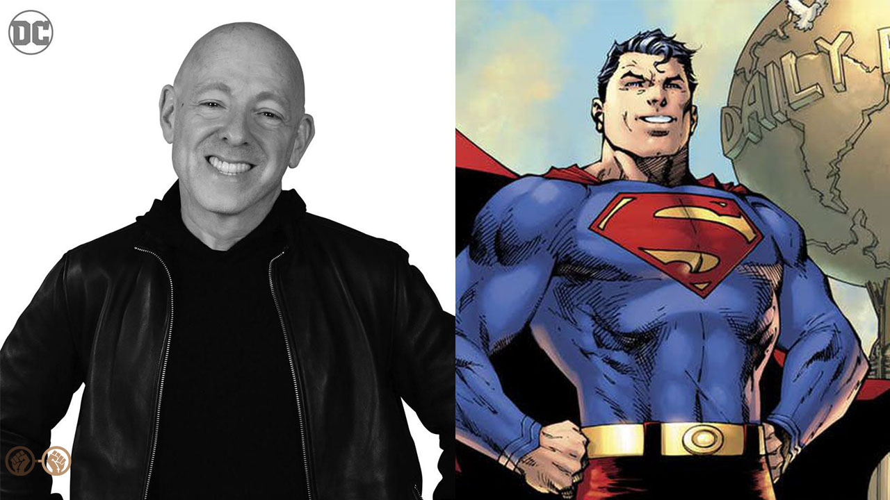 Brian Michael Bendis To Write Superman For Dc Comics As