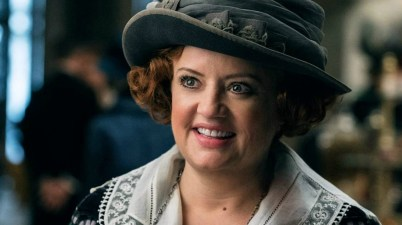Lucy Davis as Wonder Woman's Etta Candy Courtesy of Warner Bros.