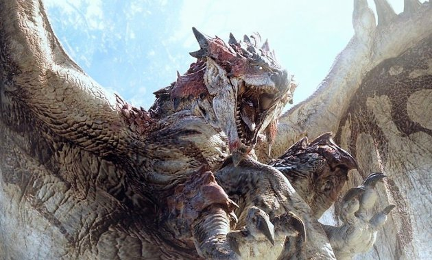 Monster Hunter: World Courtesy of Capcom