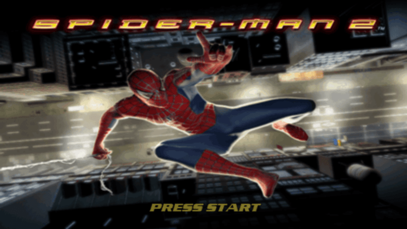SpiderMan2Collider
