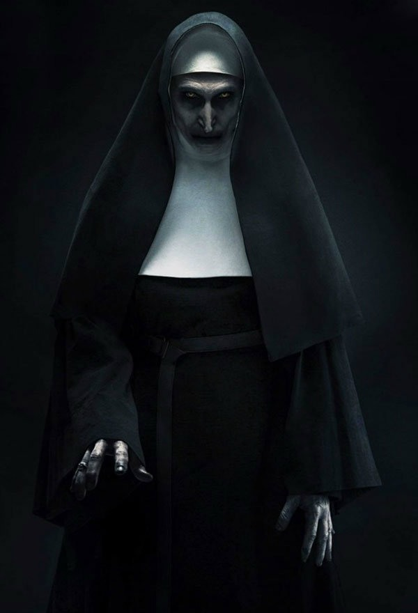 The Nun Poster Courtesy of Warner Bros.