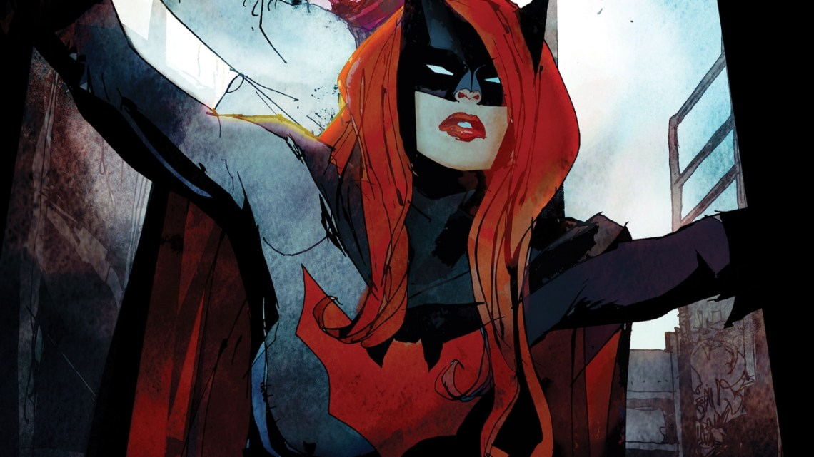 Batwoman Courtesy of DC
