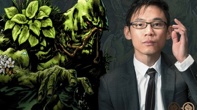 James Wan-Swamp Thing