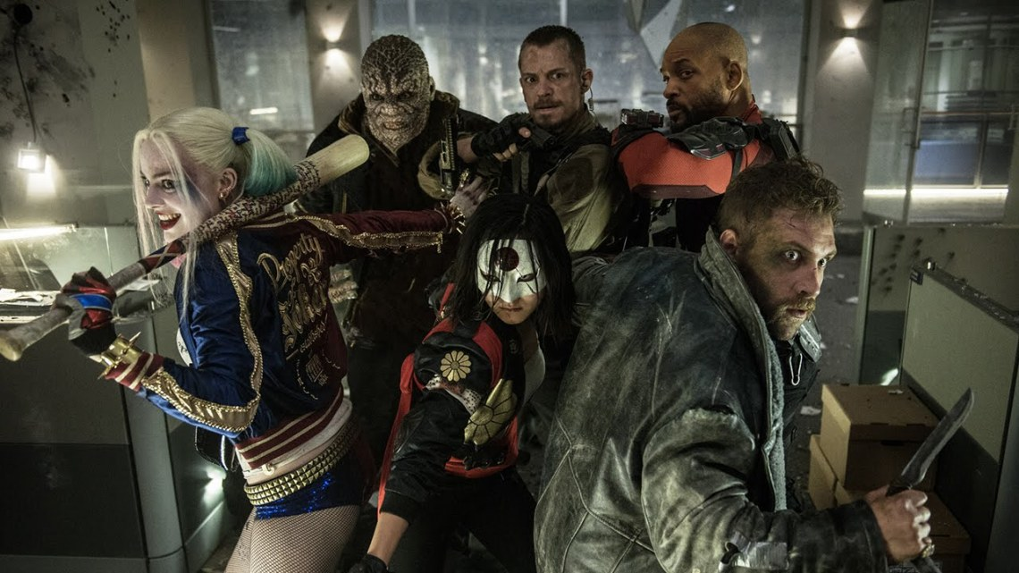 Suicide Squad Courtesy of Warner Bros.