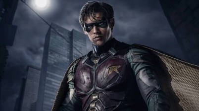 Brenton Thwaites as Robin Courtesy of DC
