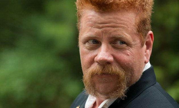 Michael Cudlitz' Abraham Ford on The Walking Dead Courtesy of AMC