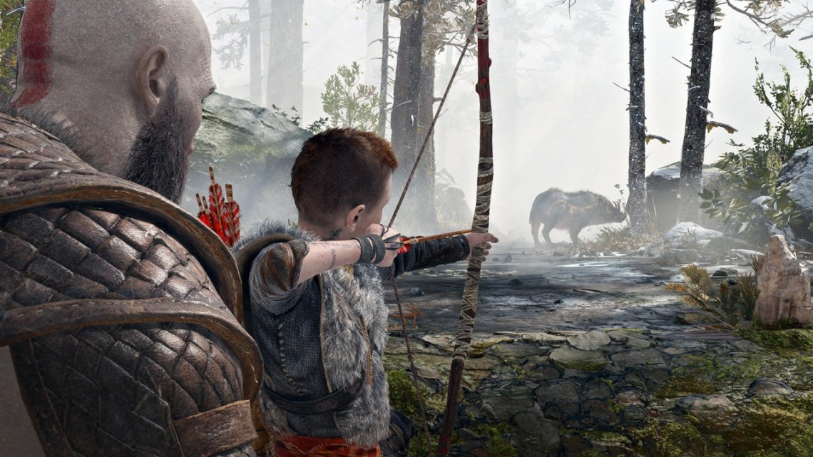 God of War Courtesy of Sony Interactive Entertainment