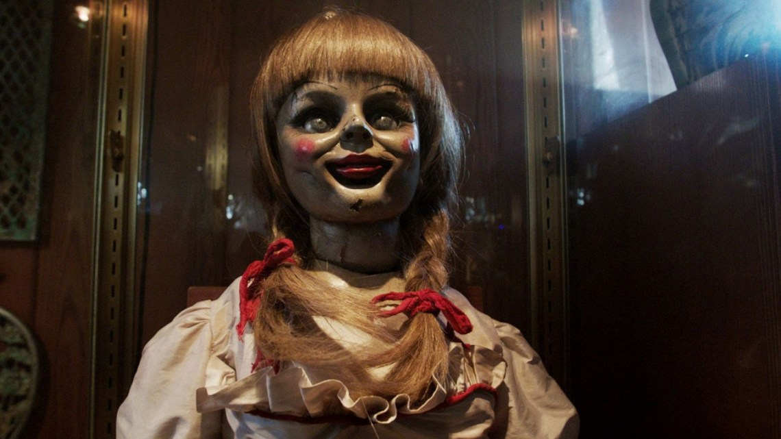 Annabelle Courtesy of Warner Bros.