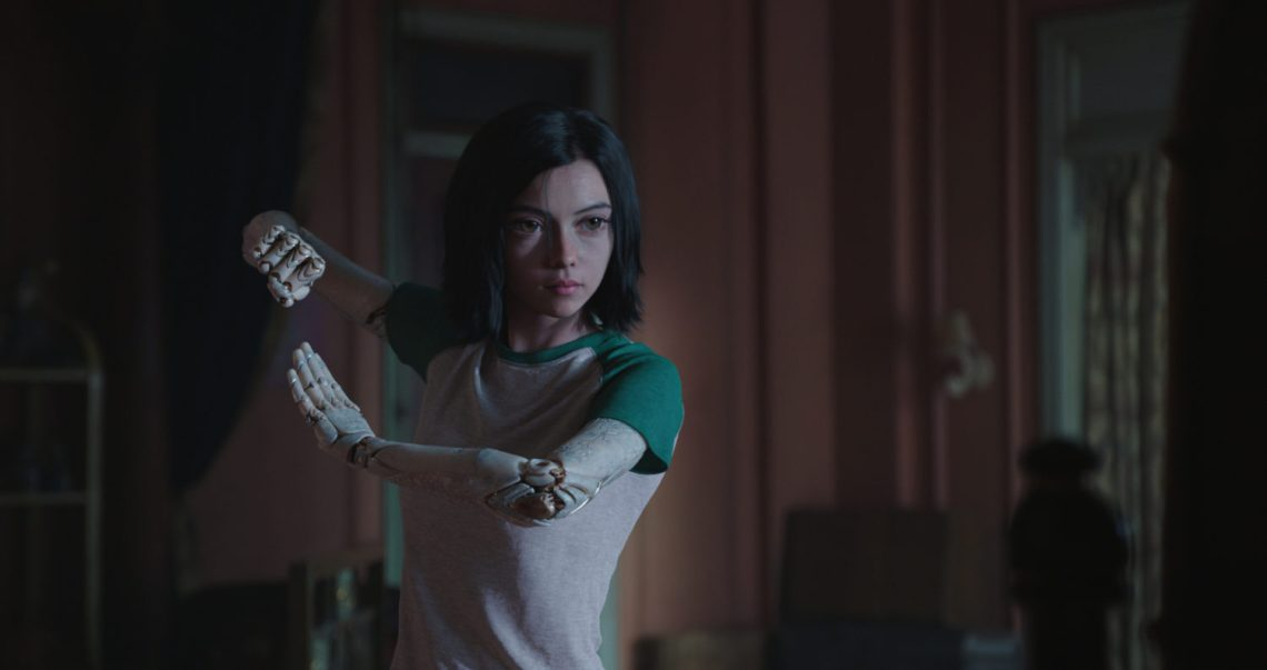 HBO Max in September 2020 - Alita
