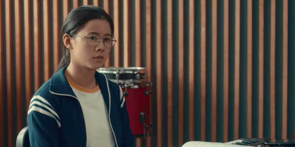 Leah Lewis as Ellie Chu in The Half of It (Courtesy of Netflix)