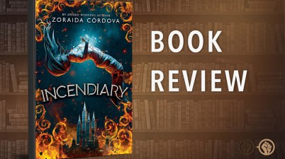 Incendiary - Book Review