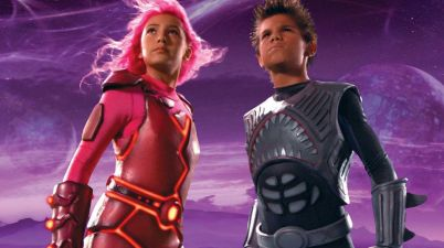 Sharkboy and Lavagirl
