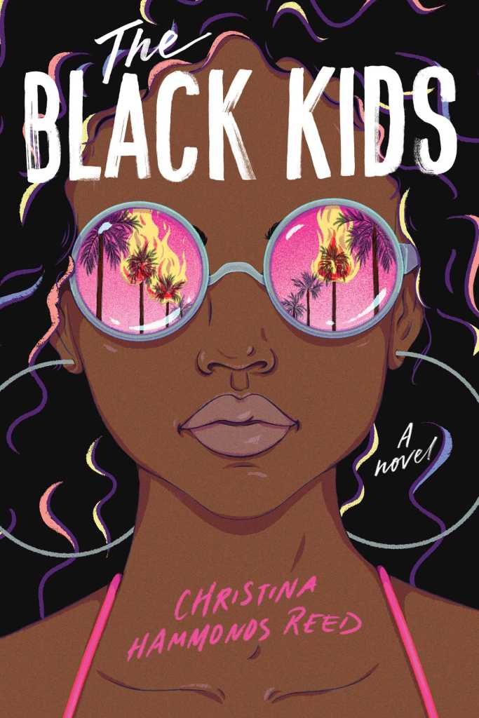 Cover for The Black Kids by Christina Hammonds Reed