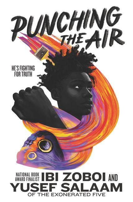 Punching The Air - Book Cover