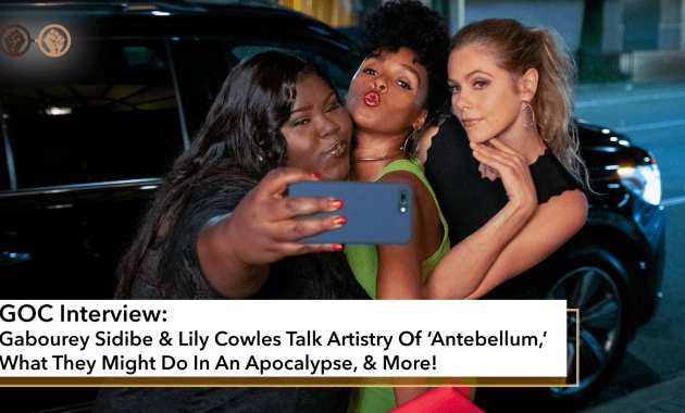 Gabourey Sidibe and Lily Cowles - Interview