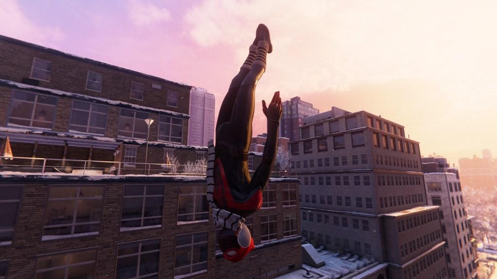 Marvel's Spider-Man: Miles Morales - Winter Suit