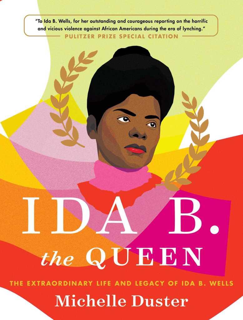 Ida B. The Queen - Book Cover