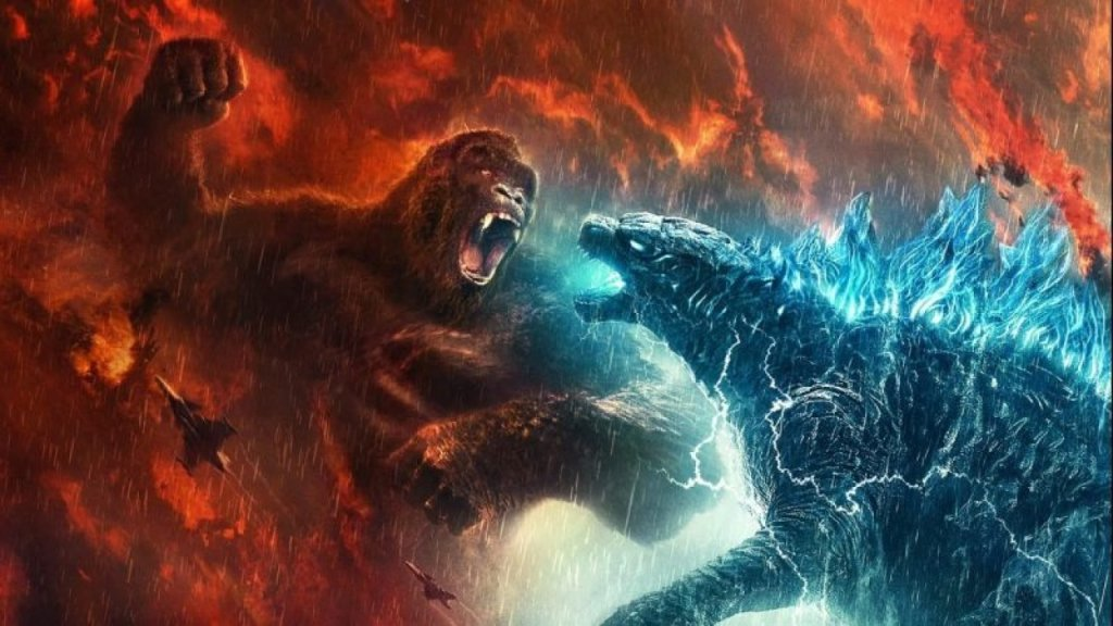 Godzilla vs. Kong - Courtesy of Warner Bros.