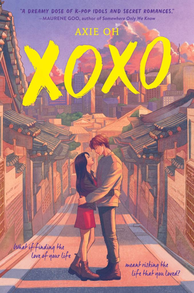 Book Cover - XOXO by Axie Oh