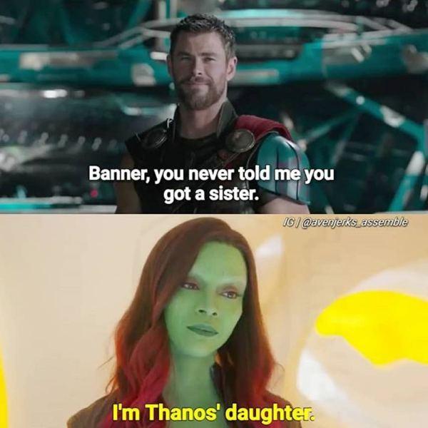 Nhi Dungi Gamora Meme