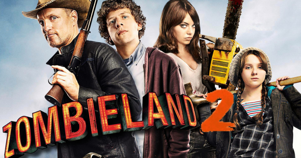 'Zombieland 2' To Start Production With All Original Cast