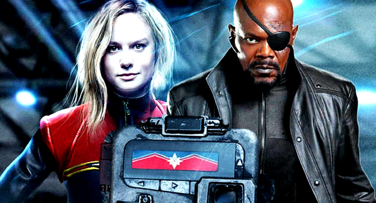 Here Is A New Fan Theory Explaining The Reason Why Nick Fury Contacted Captain Marvel In Avengers: Infinity War