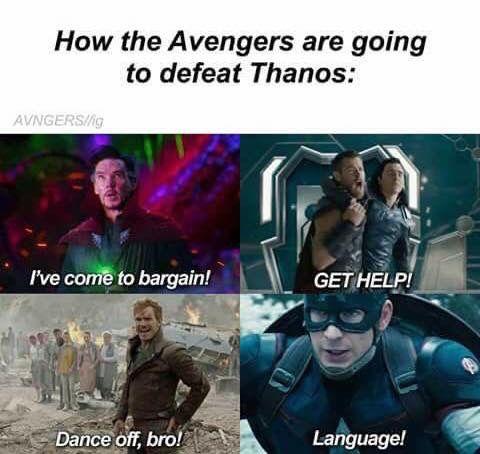 30 Side Splitting Avengers Memes Proving Thanos Defeat Is