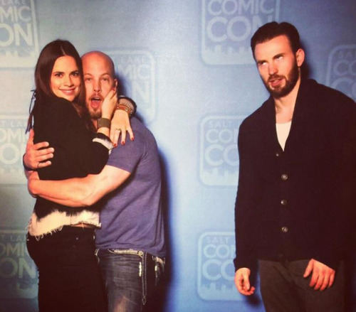 25 Cute Images Of Hayley Atwell And Chris Evans That Will Make You Wish They Were A Couple