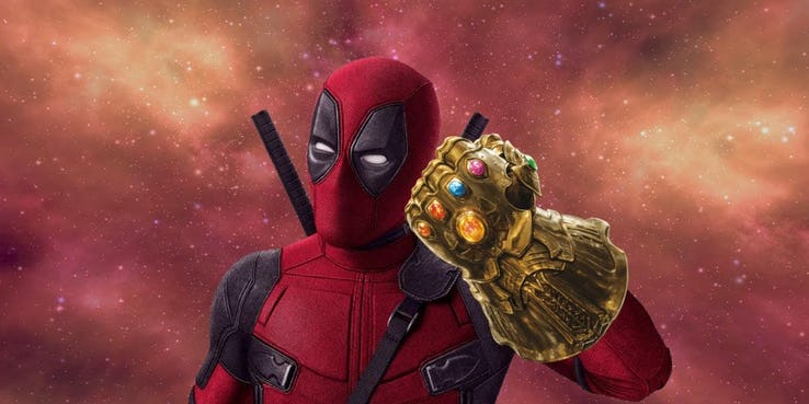 15 Epic Deadpool And Thanos Memes That Will Make You Laugh