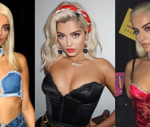 Sexy Bebe Rexha Boobs Pictures Are An Appeal For Her Fans