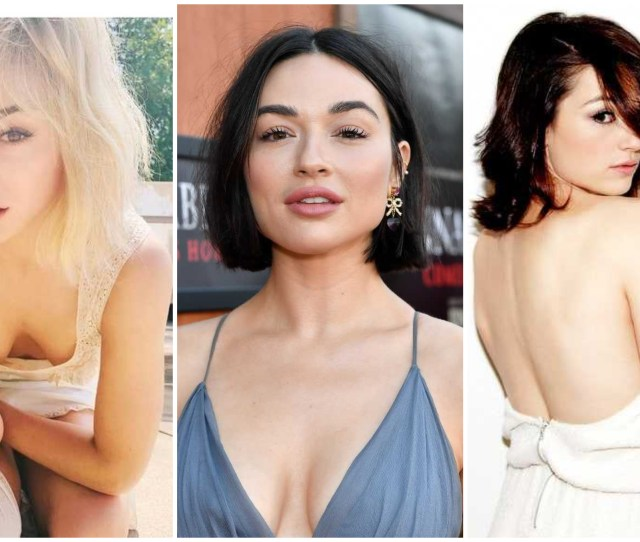 Sexy Crystal Reed Pictures Will Leave You Gasping For Her