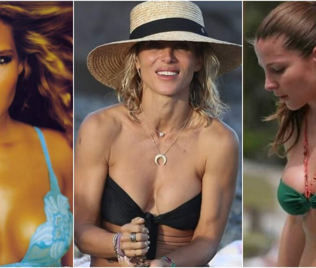 Elsa Pataky Sexy Pictures Are Going To Liven You Up Geeks On