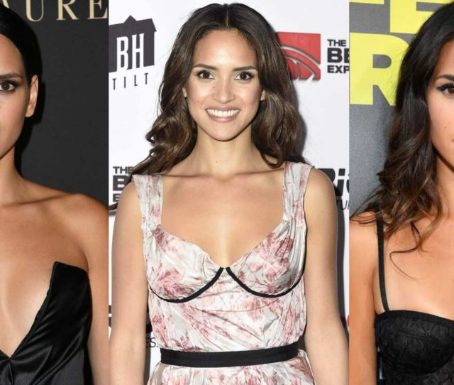 Adria Arjona Sexy Pictures Demonstrate That She Is A Gifted