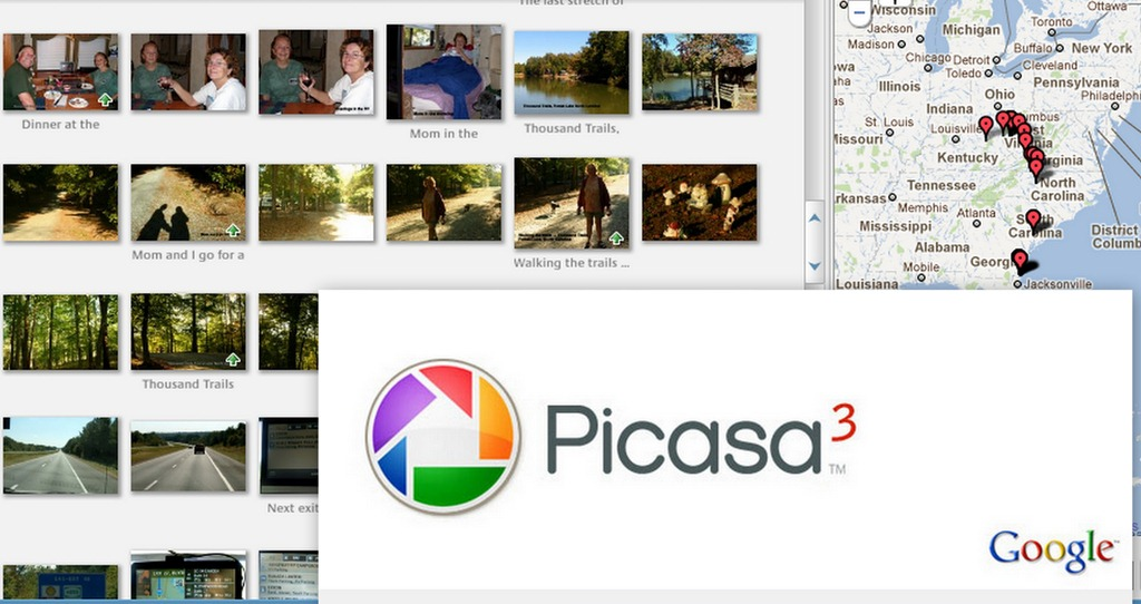 Is Picasa The Only Software For Managing All Your Travel Pictures Geeksontour Com