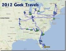 2012 Travels