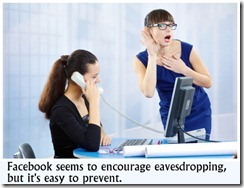 Overhearing Telephone Conversation In Office